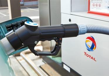 Les carburants TOTAL