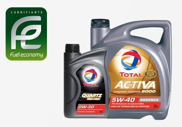 TOTAL Fuel Economy