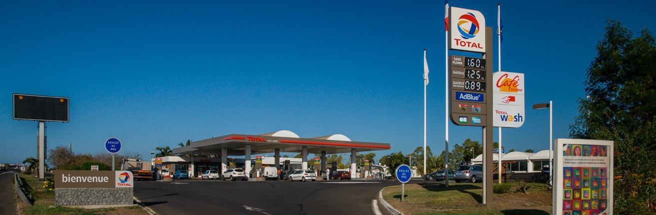TotalEnergies à la Réunion